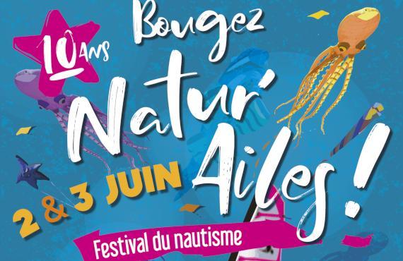 Affiche festival Natur'Ailes