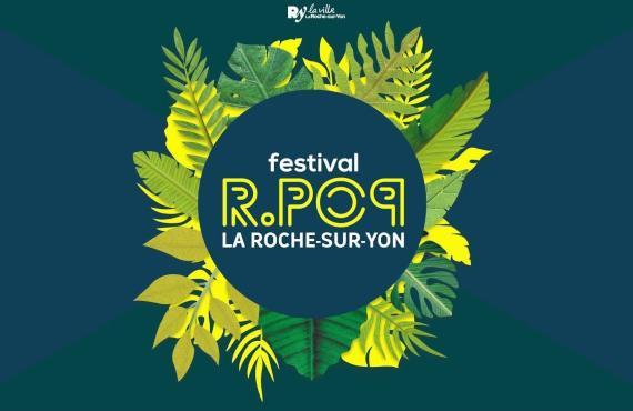 Affiche Festival R.POP