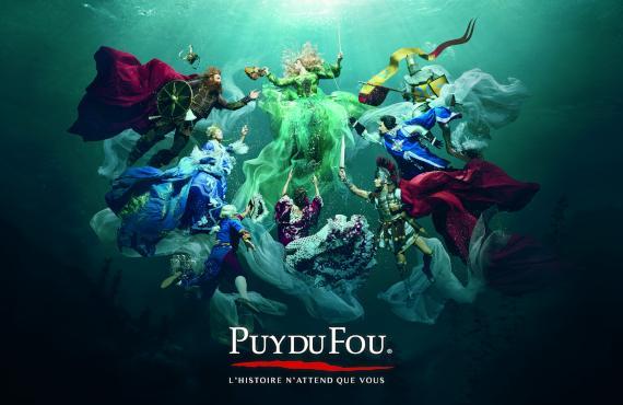 Affiche du Puy du Fou 2020