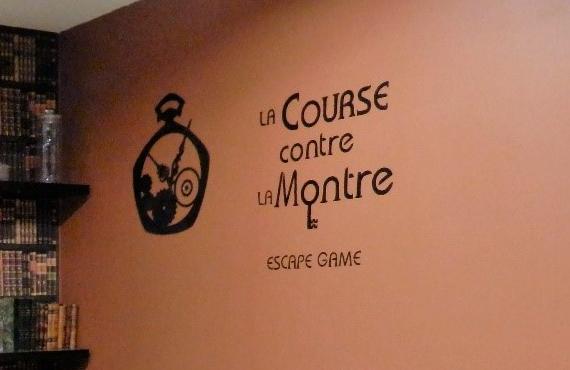 Course Contre la Montre Escape Game à La Roche sur Yon