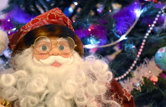 Déco Père Noël