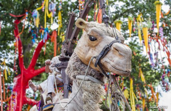 Chameau Festival Kid's Folies à Saint Jean de Monts