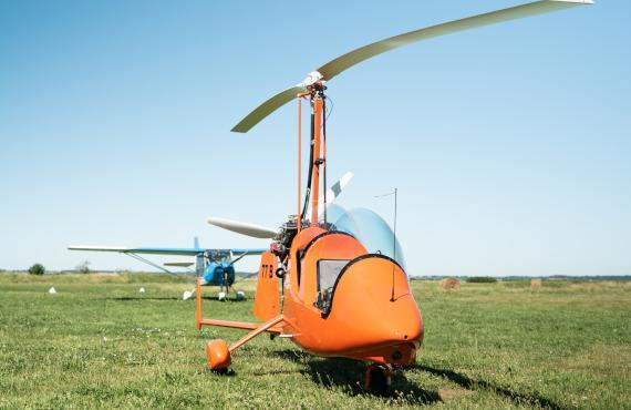 Gyro Hélicoptère