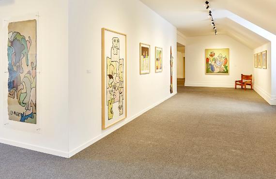 Musée d'art moderne et contemporain aux Sables d'Olonne