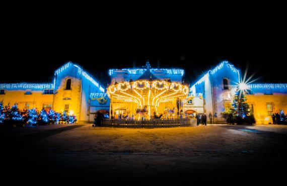 Noël au Haras de Vendée