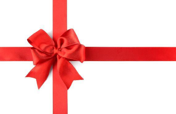Ruban cadeau