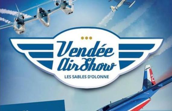 Vendée airshow les sables d'olonne