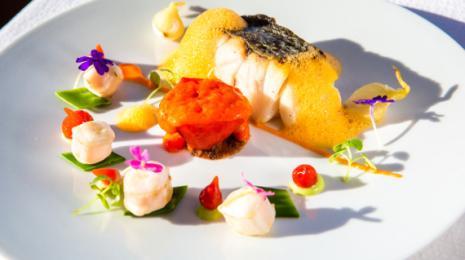 Restaurant le Cayola au Château d'Olonne