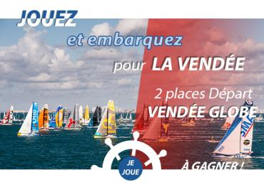 Jouez et embarquez pour la Vendée
