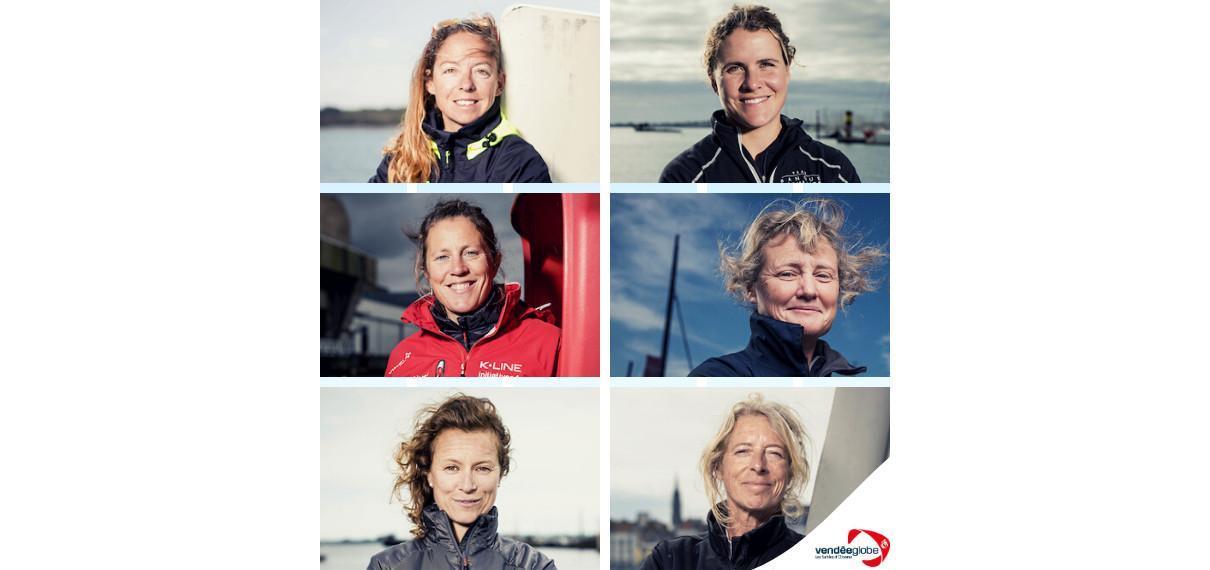 Vendée Globe - Les femmes à l'honneur