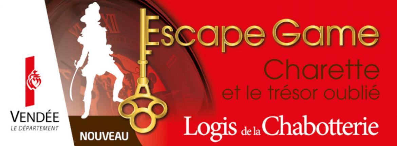 Escape Game au Logis de La Chabotterie