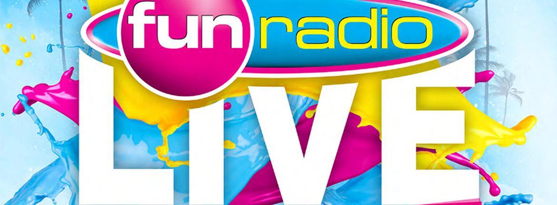 Affiche Fun radio live