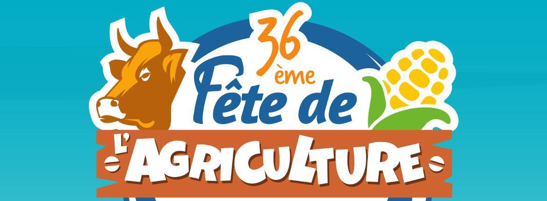 affiche fête de l'agriculture