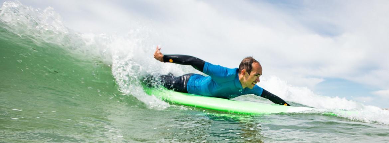 cours de surf vendée