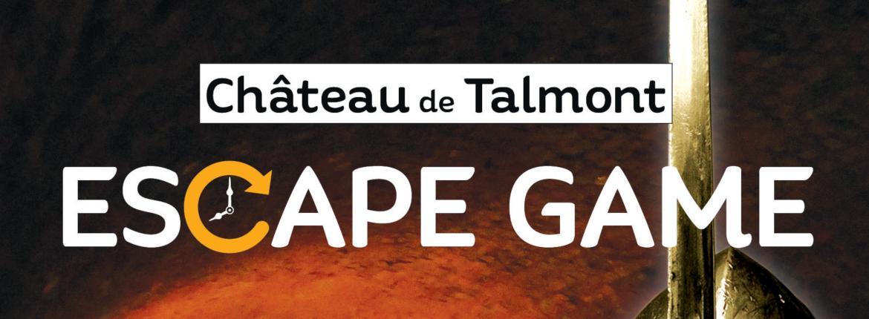 Escape Game au Château de Talmont