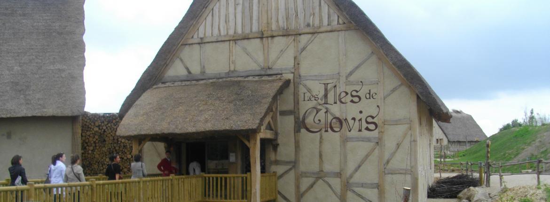 Les Îles de Clovis Puy du Fou