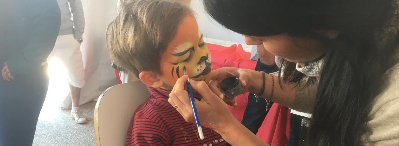 Maquilage Festival Kid's Folies à Saint Jean de Monts