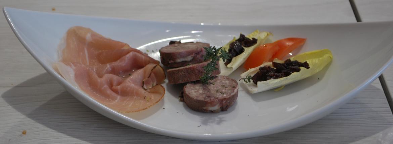 Ballottines de porc au jambon de Vendée