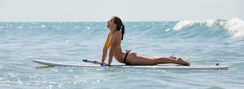 Yoga Paddle Vendée