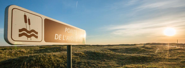 La Pointe de l'Aiguillon
