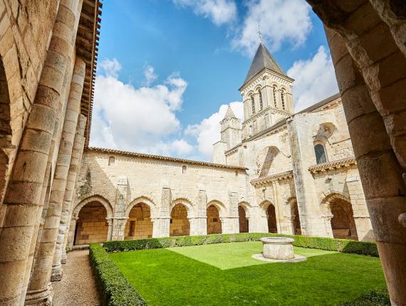 Abbaye Nieul sur L'Autise