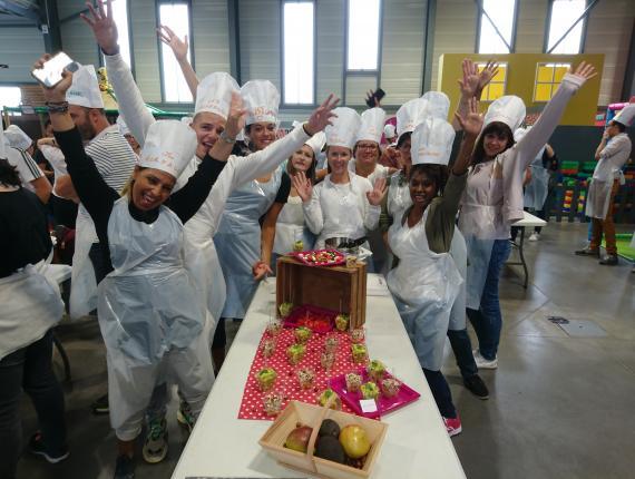 Animation culinaire séminaire Vendée