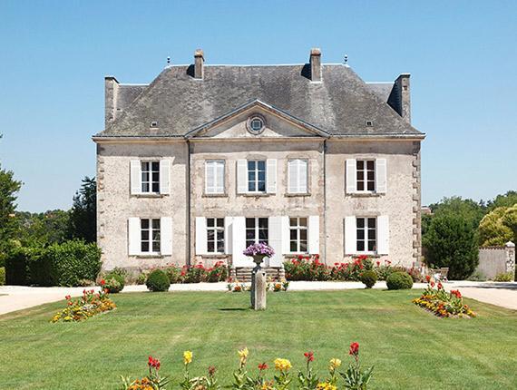 Château de La Garangeoire à St Julien des Landes