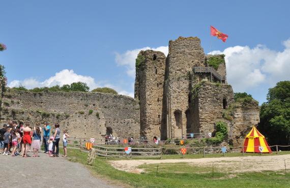 Château de Talmont Saint Hilaire