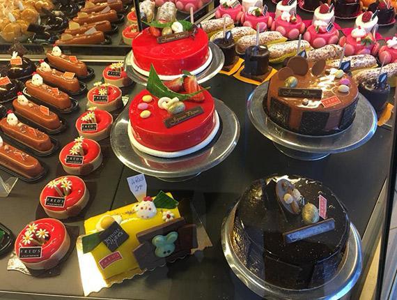 Fred's Pâtisserie Chocolaterie à Saint Gilles Croix de Vie