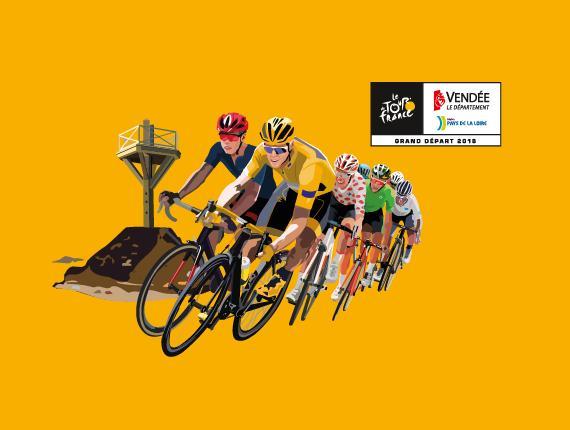 Grand départ du Tour de France