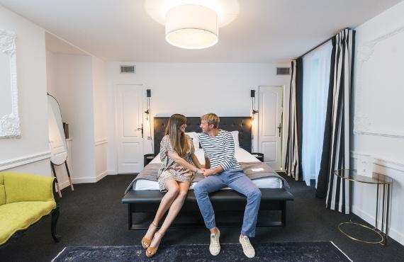hotel luxe ile de noirmoutier spa nuxe