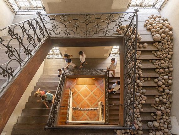 Hôtel Grimouard à Fontenay Le Comte