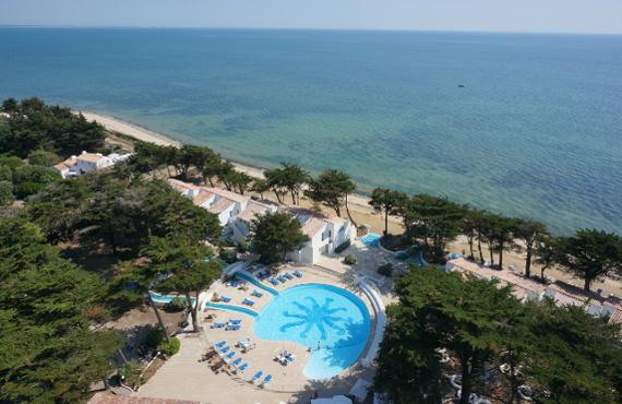 hotel vue mer noirmoutier quatre etoiles ile vendee