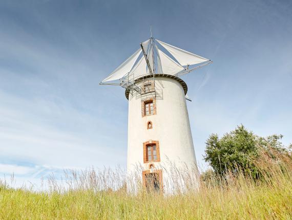 Jardin du vent à Notre Dame de Monts