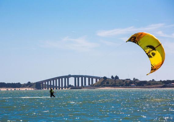 Kite Surf à Noirmoutier