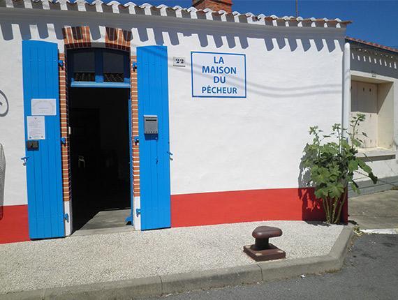 La Maison du Pêcheur à Saint Gilles Croix de Vie