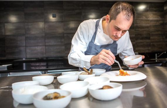 restaurant étoilé michelin vendée la marine noirmoutier alexandre couillon