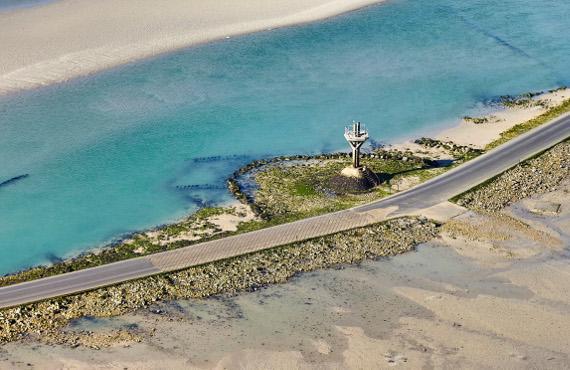 Le Gois à l'île de Noirmoutier
