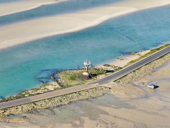 Le Passage du Gois Noirmoutier