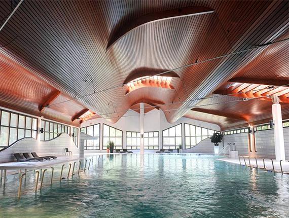 Piscine de Hôtel Atlantic Thalasso & Spa Valdys à Saint Jean de Monts
