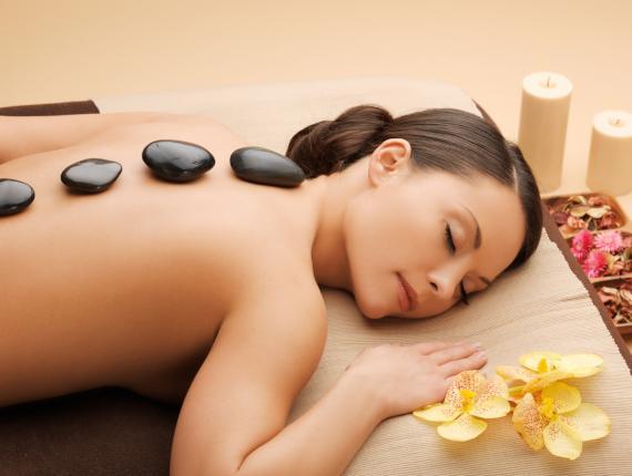 relaxation pierre massage
