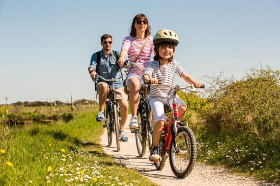 Séjour vélo - Vacances 5 étoiles en bord de mer