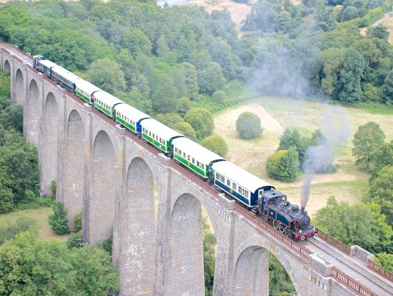 Chemin de fer Mortagnes Sur Sevres