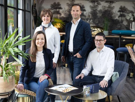 Une équipe à votre service Vendée Tourisme
