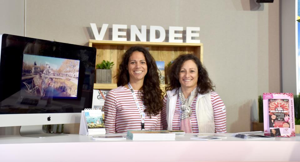 Vendée Tourisme au Vendée Globe