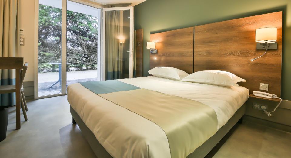 Chambre d'hotel Le Vent d'Eden à Saint-Hilaire de Riez