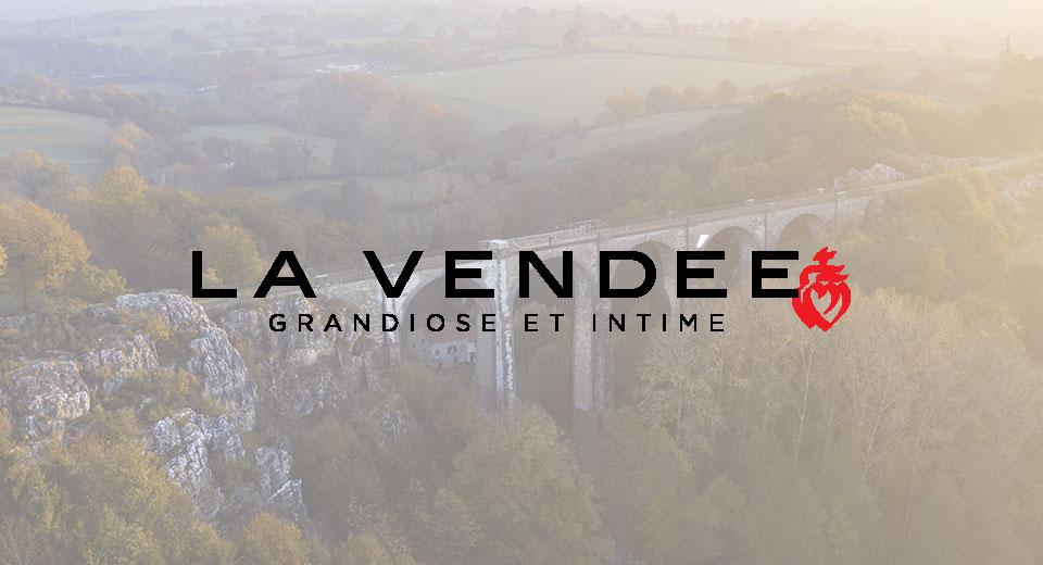 Logo Vendée Grandiose et Intime