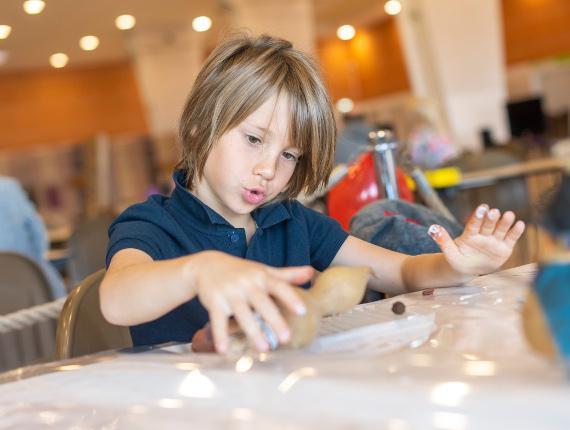 Activités pour les enfants à Saint Jean de Monts