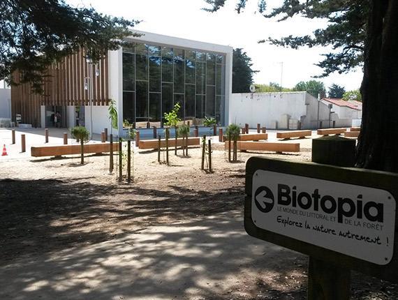 Biotopia à Notre Dame de Monts