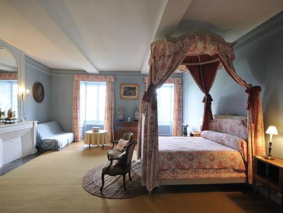Chambres d'hôtes Manoir de Ponsay à Chantonnay